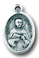 St. Thomas Aquinas Medal Charms - Pack of Ten - Patron of Students