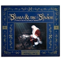 Santa and the Savior Story of the True Meaning of Christmas Softcover Children's Book