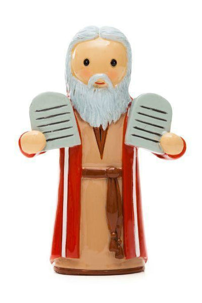 "Moses ""Little Drops Of Water"" Statue 3.25"" Figure 16553YX"