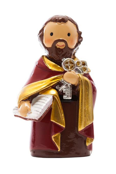 St. Peter the Apostle Little Drops Of Water Statue Figure 175169YX