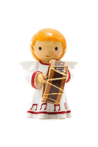My Guardian Angel Drum Player Little Drops My Angel & Me Figure 185274YX
