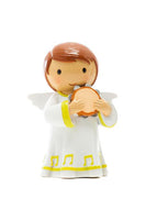 My Guardian Angel Tambourine Player Little Drops My Angel & Me Figure 185281YX