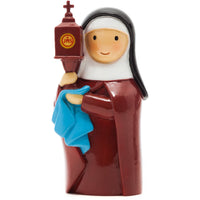 "St. Clare of Assisi 3"" Statue - Little Drops of Water Series 185584YX"