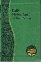 Daily Meditations on the Psalms 9781941243053
