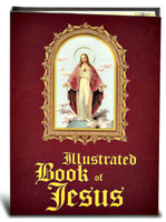 Illustrated Book of Jesus (Hardcover)
