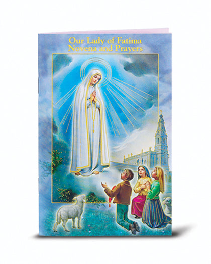 Our Lady of Fatima Novena and Prayers Booklet