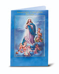 Immaculate Conception Novena and Prayers Booklet Hirten 2432-251