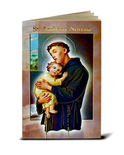 St. Anthony of Padua Novena Booklet