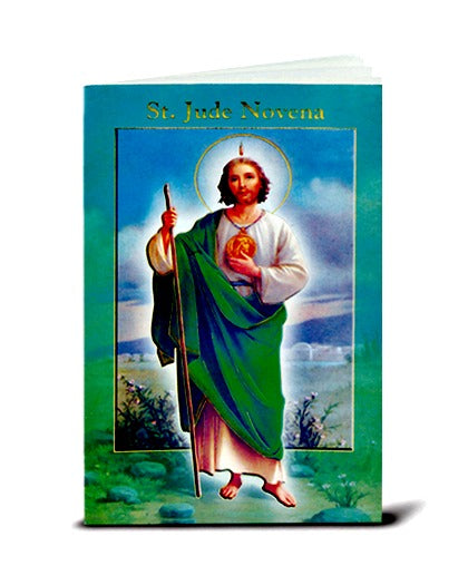 St. Jude Novena and Prayers Booklet