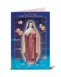 "St. Therese of Lisieux ""Little Flower"" Novena and Prayers Booklet"