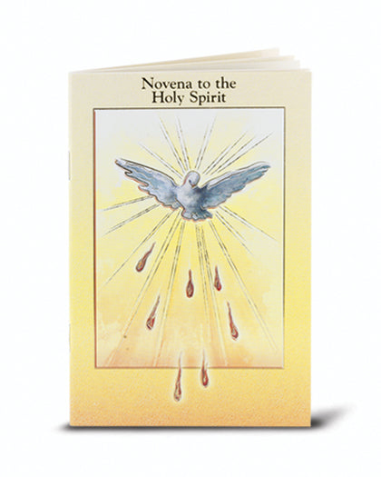 Novena and Prayers to the Holy Spirit Booklet