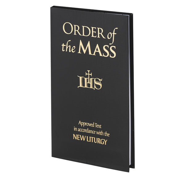 Order of the Mass Pocket Sized Book - Large Print Hirten 2593