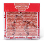 5Pc Gingerbread Men Cookie Cutter Set by Ann Clark