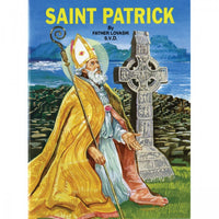 St Patrick Paperback Children's Book Patron of Ireland by Fr. Lovasik #385