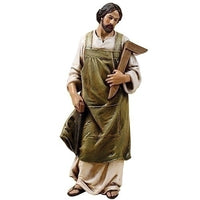 "St. Joseph the Worker 10"" Statue by Joseph's Studio"
