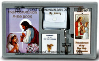 Child Of God Girl's First Communion Gift Set #5265 Catholic