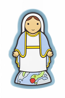 Our Lady of Grace Little Drops of Water Little Drops of Water Magnet 887016