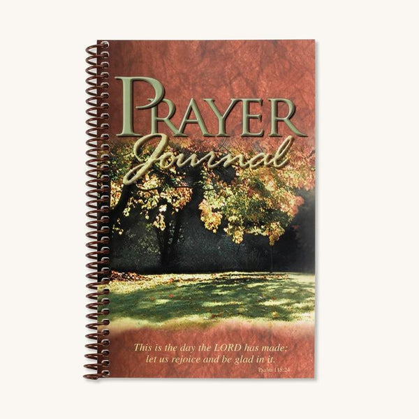 Prayer Journal Book - Guided questions with Blank Pages