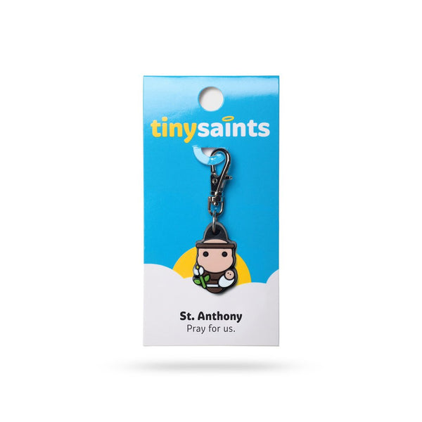 Tiny Saints - St. Anthony of Padua - Patron of Lost Things, The Poor, Amputees, Seafarers
