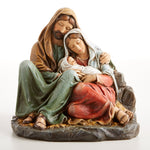 "6"" Holy Family Sleeping Figure by Avalon Gallery - Nativity"