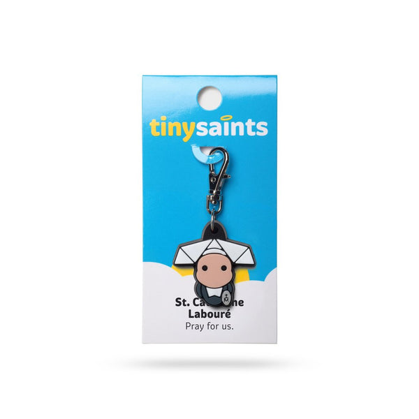 Tiny Saints - St. Catherine Laboure - Patron of The Elderly, Miraculous Medal