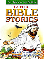 Catholic Bible Stories HC Book First Communion Edition 9781592762217