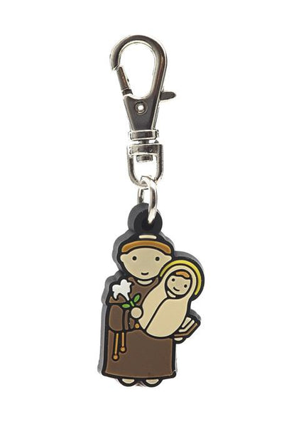 Little Drops of Water St. Anthony of Padua Charm Finder of Lost Things