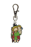 Little Drops of Water St. Christopher Charm