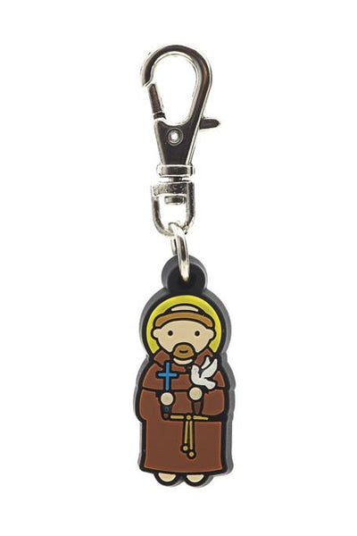 Little Drops of Water St. Francis of Assisi Charm Patron of Animals