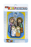 Little Drops of Water Holy Family Charm