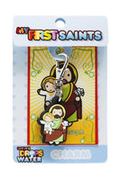 Little Drops of Water St. Joseph Charm Patron of Fathers & Families