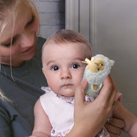 Booewe Baby Boo Boo Comfort Toy Lamb - Great for Baby Shower Gift! Stephan Baby