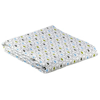 Elephant Bamboo Swaddle Blanket by Stephan Baby Snugglie Soft!