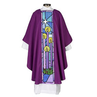 Advent Chasuble by R. J. Toomey Vestment D3151