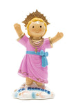 "Divino Nino Jesus ""Little Drops Of Water"" 3.5"" Statue Figure"