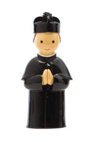 "St. John Bosco - Don Bosco 3.5"" Statue - Little Drops of Water Series"