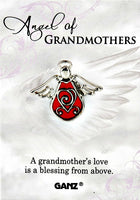 Angel of Grandmothers Lapel Pin by Ganz