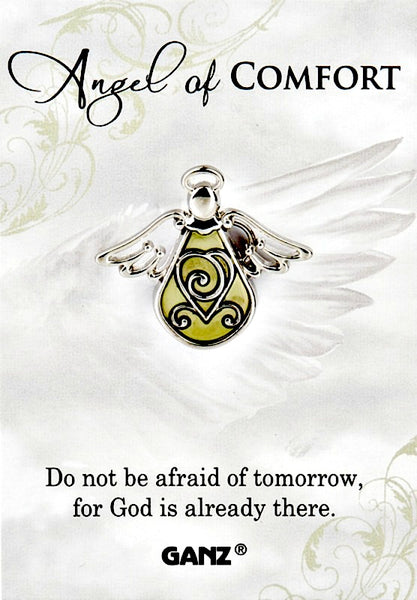 Angel of Comfort Lapel Pin by Ganz