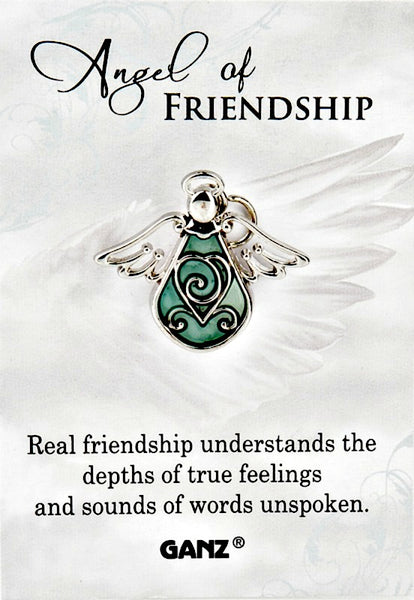 Angel of Friendship Lapel Pin by Ganz
