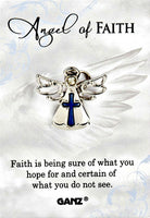 Angel of Faith Lapel Pin by Ganz