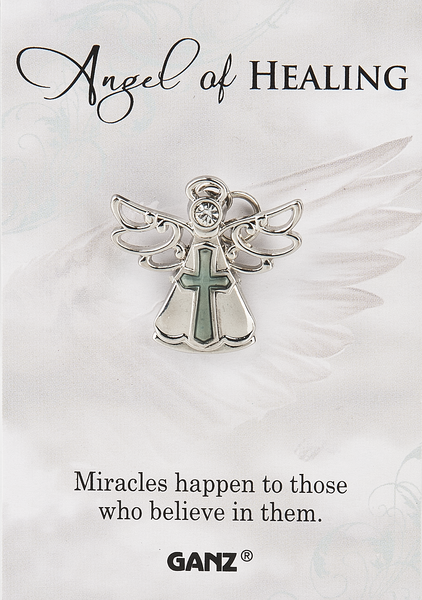 Angel of Healing Lapel Pin Ganz ER35559