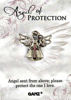 Angel of Protection Lapel Pin by Ganz