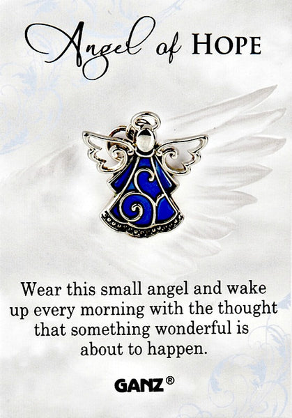 Angel of Hope Lapel Pin by Ganz