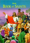 First Book of Saints by Rev. Lawrence Lovasik - Children's Book