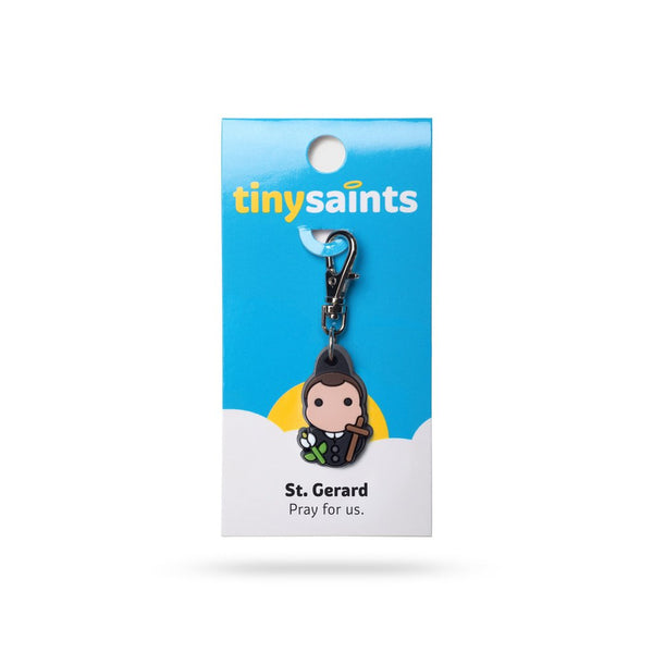 Tiny Saints - St. Gerard - Patron of Expectant Mothers, Unborn Children, Happy Delivery