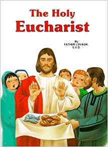 The Holy Eucharist Children's Hardcover Book 221/22