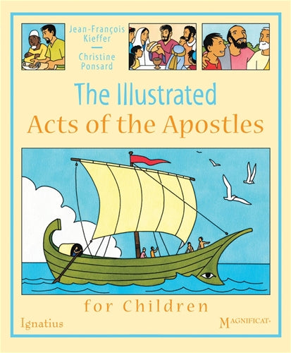 The Illustrated Acts of the Apostles For Children Book 9781586176211