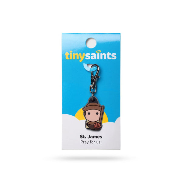 Tiny Saints - St. James - Patron of Vetinarians, Spain, Equestians