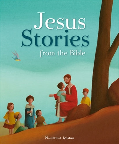 Jesus Stories From the Bible Hardcover Children's Book by Ignatius Press 9781621642268