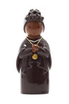 "St. Josephine Bakhita 3.5"" Statue - Little Drops of Water Series"
